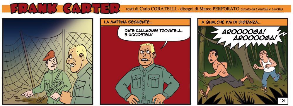 FRANK CARTER – PRIGIONIERO DI ARES 16