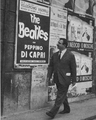 MOMENTO POP – I BEATLES E PEPPINO
