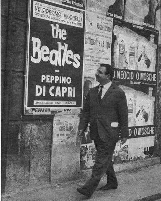 MOMENTO POP – I BEATLES E PEPPINO