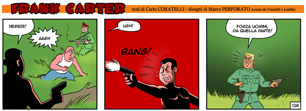 FRANK CARTER – PRIGIONIERO DI ARES 21