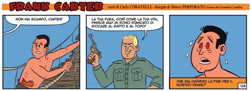 FRANK CARTER – PRIGIONIERO DI ARES 24