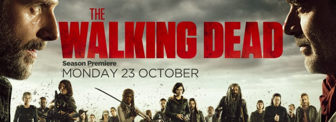TORNA THE WALKING DEAD: LA STAGIONE 8