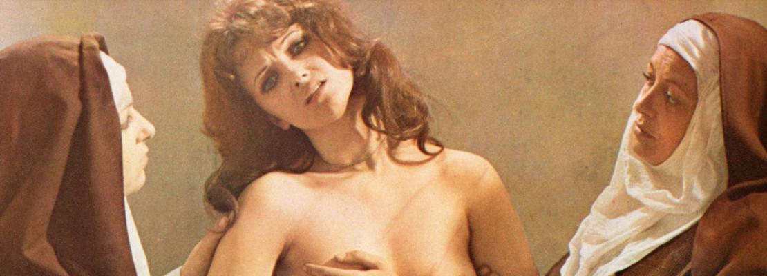 FEMI BENUSSI, L'ATTRICE PIÙ SPOGLIATA DEL CINEMA