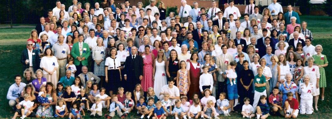 ORGANIZZARE MEGA RIUNIONI FAMILIARI