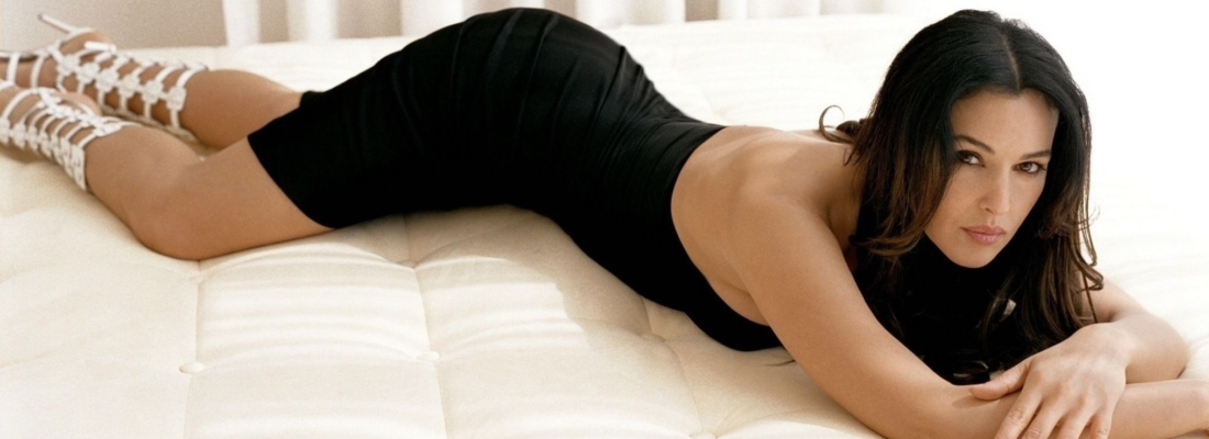 LA SENSUALE MONICA BELLUCCI IN 12 SEQUENZE