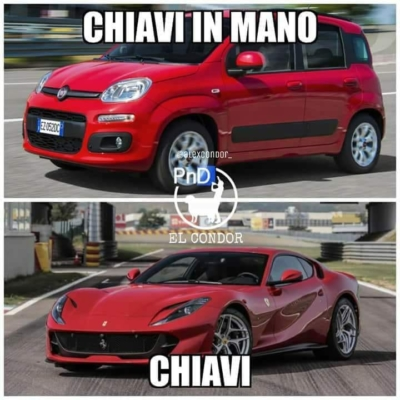 MOMENTO POP – AUTOMOBILI