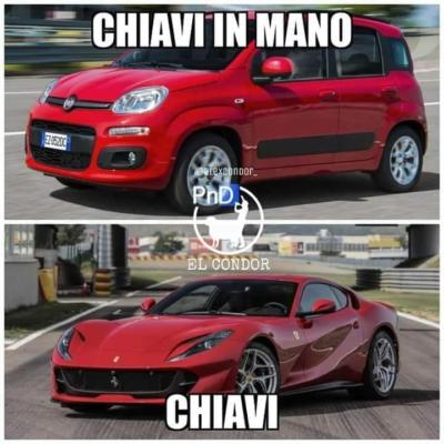 MOMENTO POP – AUTOMOBILI