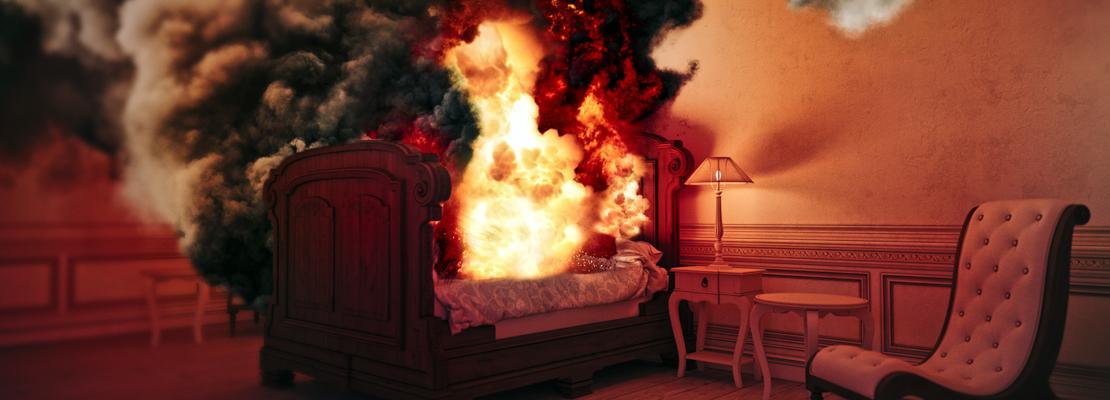 Combustione umana spontanea