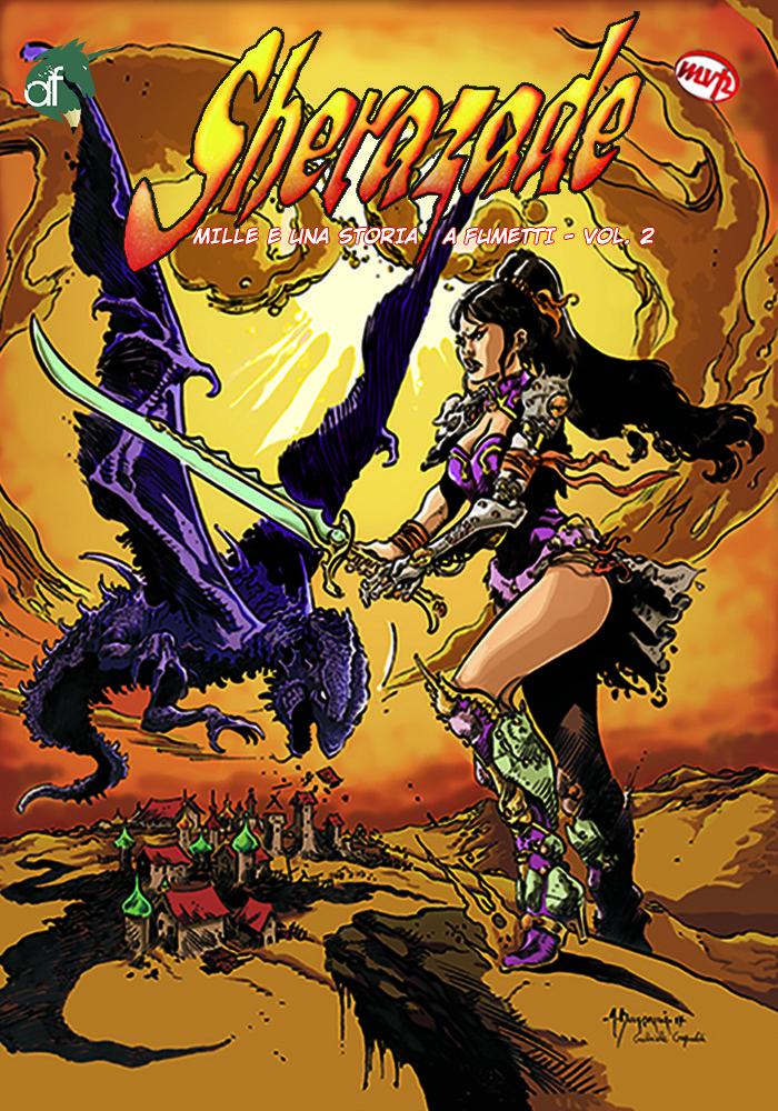 Sherazade – Le Mille e una Storia a Fumetti, Vol. 2