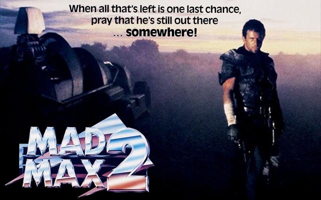 Mad Max saga