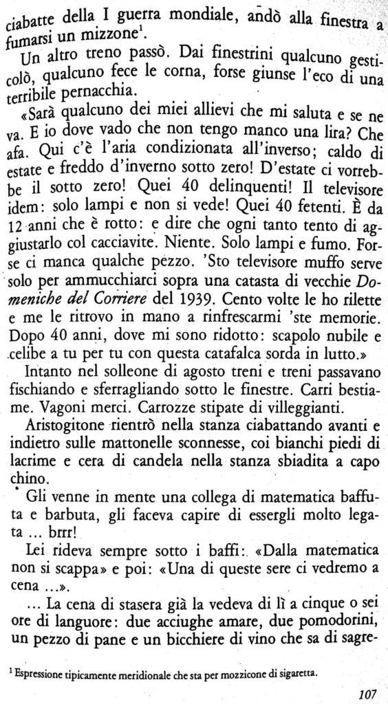 Mario Marenco - Aristogitone 3