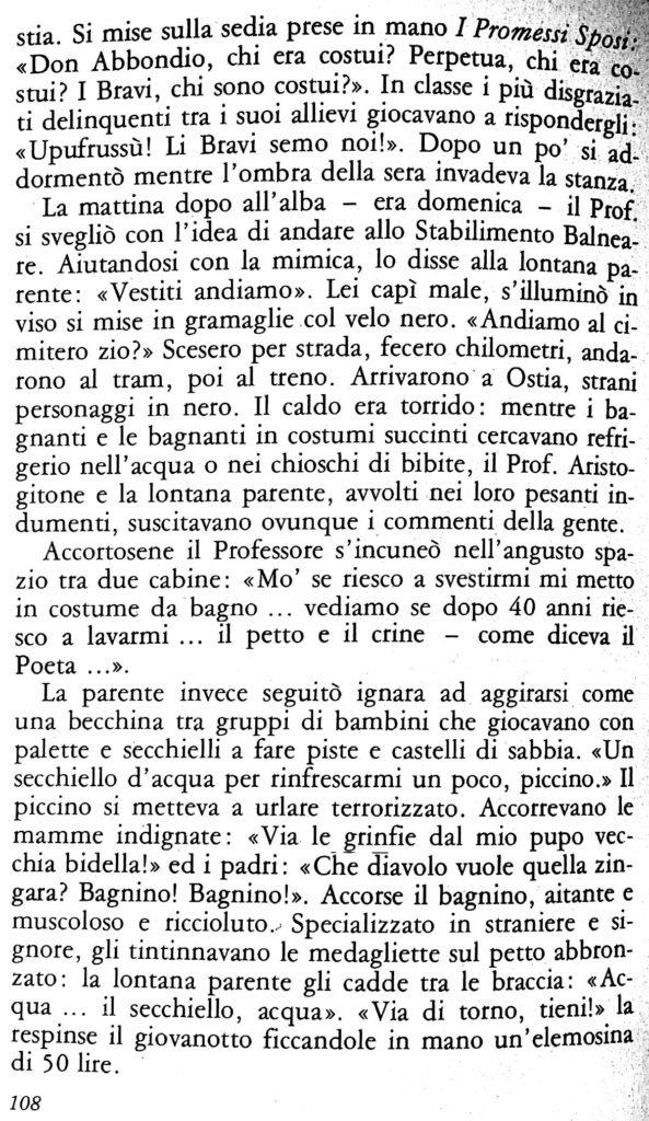 Mario Marenco - Aristogitone 5e