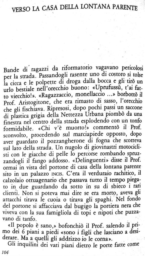 Mario Marenco - Aristogitone 1