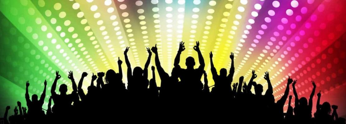 L'età d'oro delle discoteche della riviera romagnola