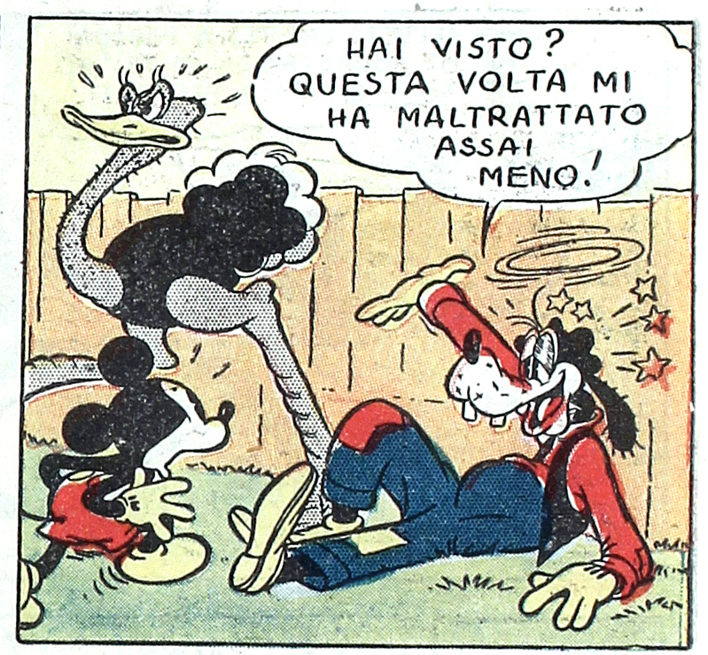 I TRE UOMINI CHE FECERO GRANDE TOPOLINO