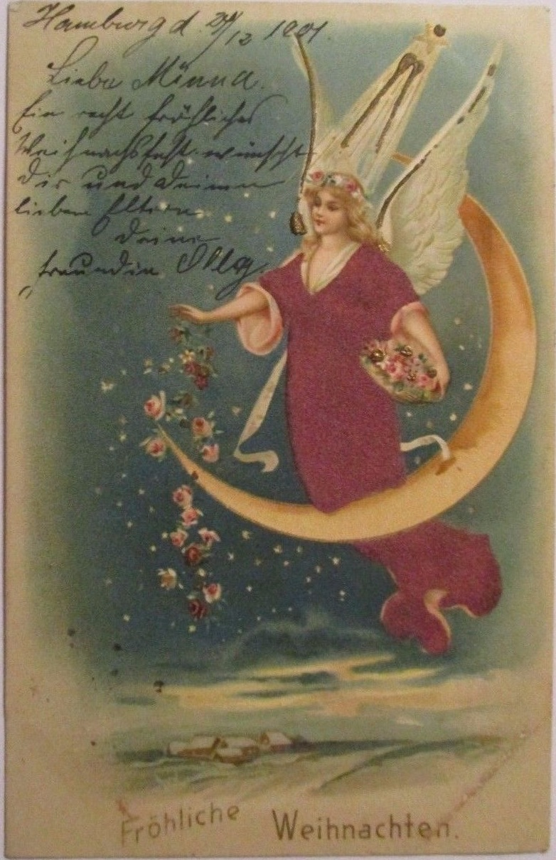 cartoline luna