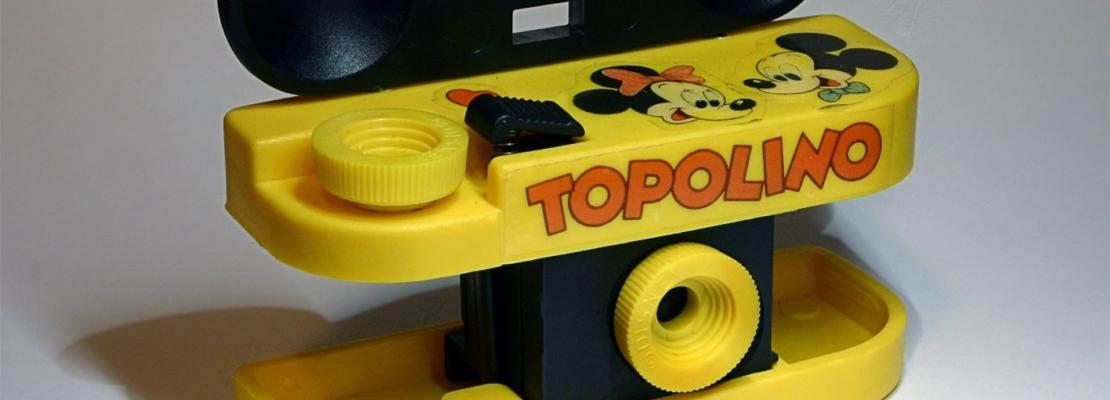 gadget di Topolino