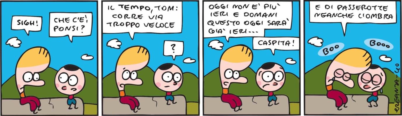 TOM & PONSI – 40