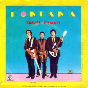 Al Aprile con i Fontana - disco