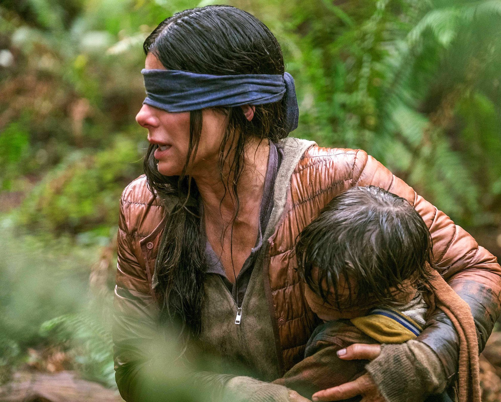 Bird Box, le Creature e tutti i riferimenti a Lovecraft spiegati