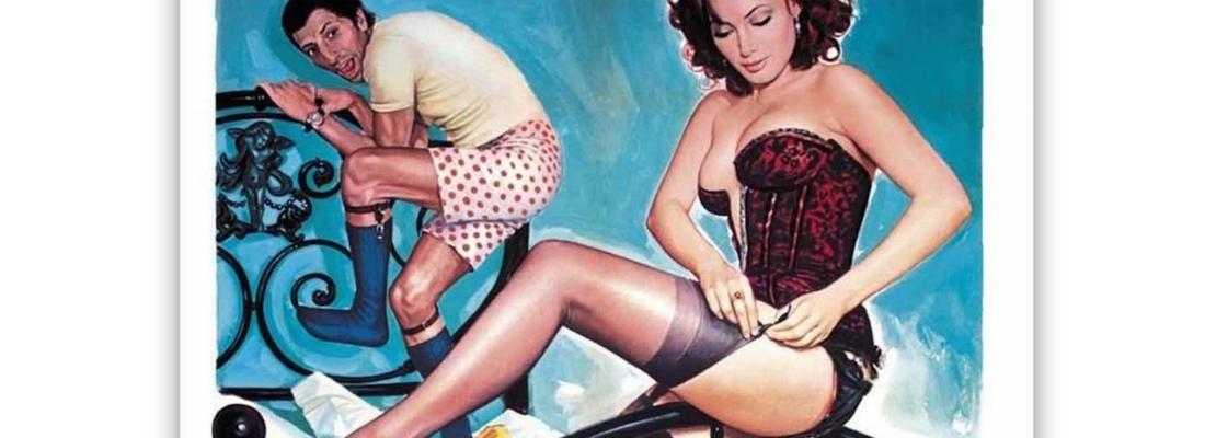 IL PADRE DELLA COMMEDIA SEXY LUCIANO MARTINO