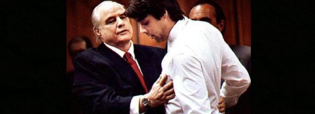 CHRISTIAN, IL FIGLIO ASSASSINO DI MARLON BRANDO