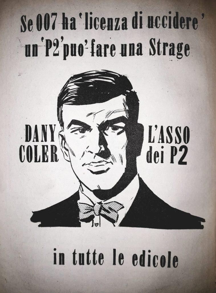 PIER CARPI, DAI FUMETTI ALL'ESOTERISMO PASSANDO PER LA P2