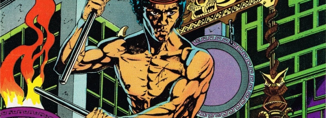 SHANG-CHI DI DOUG MOENCH E PAUL GULACY