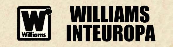 WILLIAMS INTEUROPA, EDITORE AMERICANO PER LA DC ITALIANA