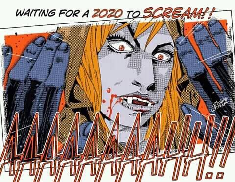 GLI AUGURI DEI FUMETTISTI PER IL 2020