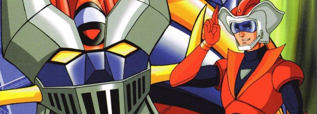 IL GRANDE MAZINGA E I SUOI AMICI SUPER-ROBOT