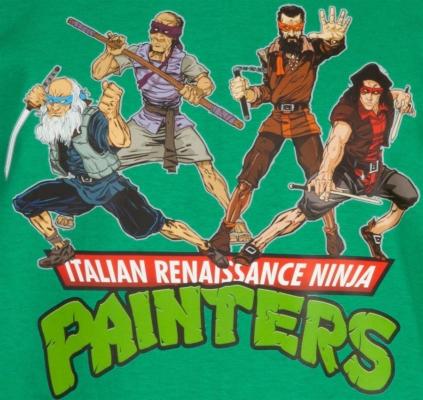 pittori ninja