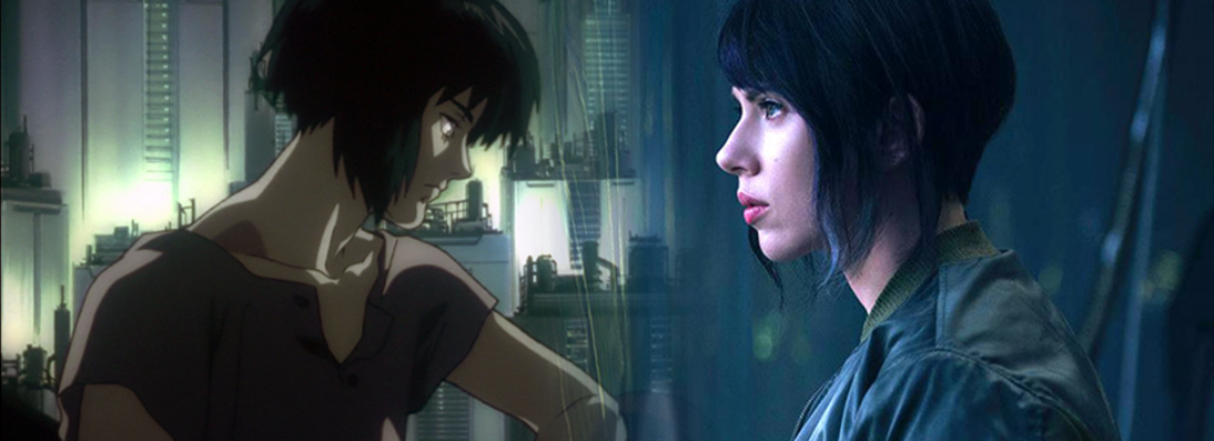 GHOST IN THE SHELL, UN FILM CHE TI PRENDE PER I FONDELLI