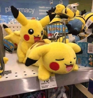 POP - PIKACHU SI DIVERTE