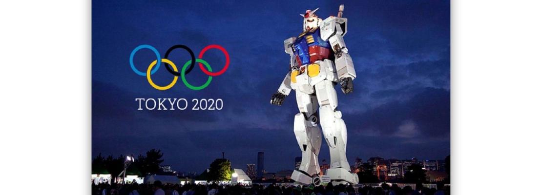 GUNDAM, DA GUNBOY ALLE OLIMPIADI 2020