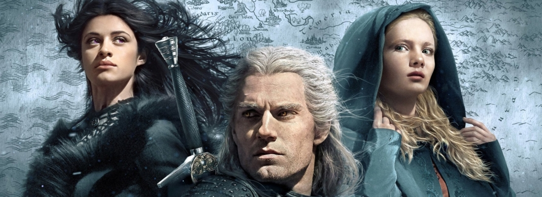 THE WITCHER DI NETFLIX, UNA STORIA PRIVA DI STORIA