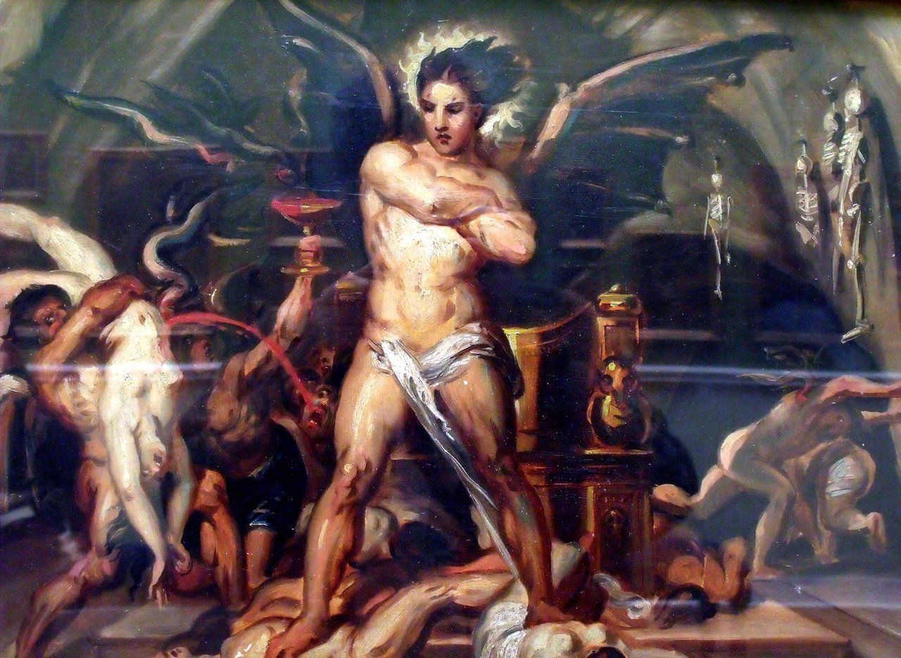 Il Museo Wiertz di Bruxelles una figura artistica alquanto controversa del movimento romantico belga