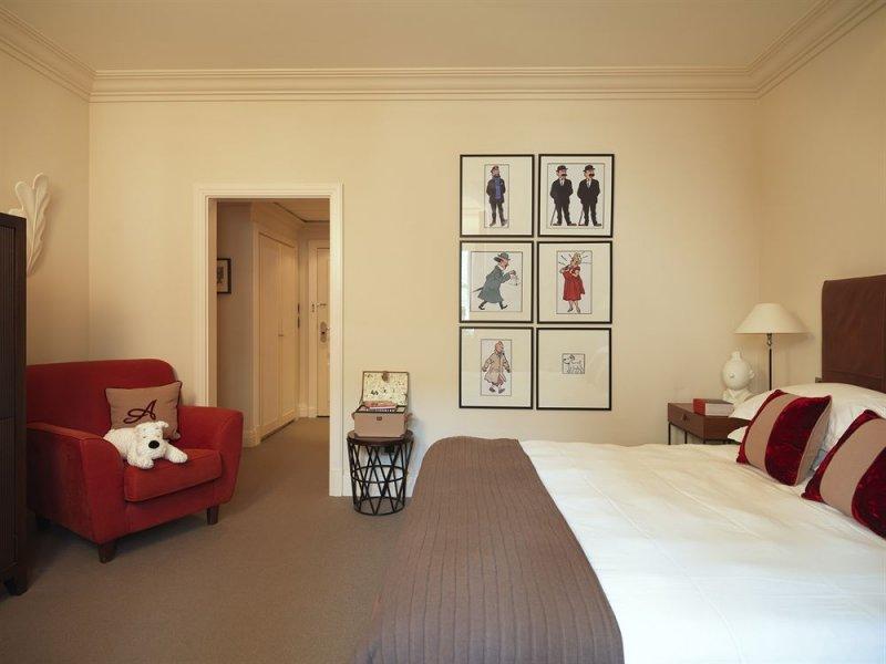 tintin room amigo hotel
