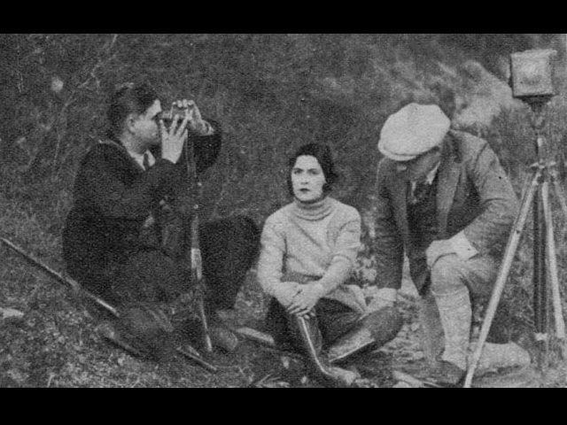Harry Grey, Christiane Hubert e il bandito André Spada