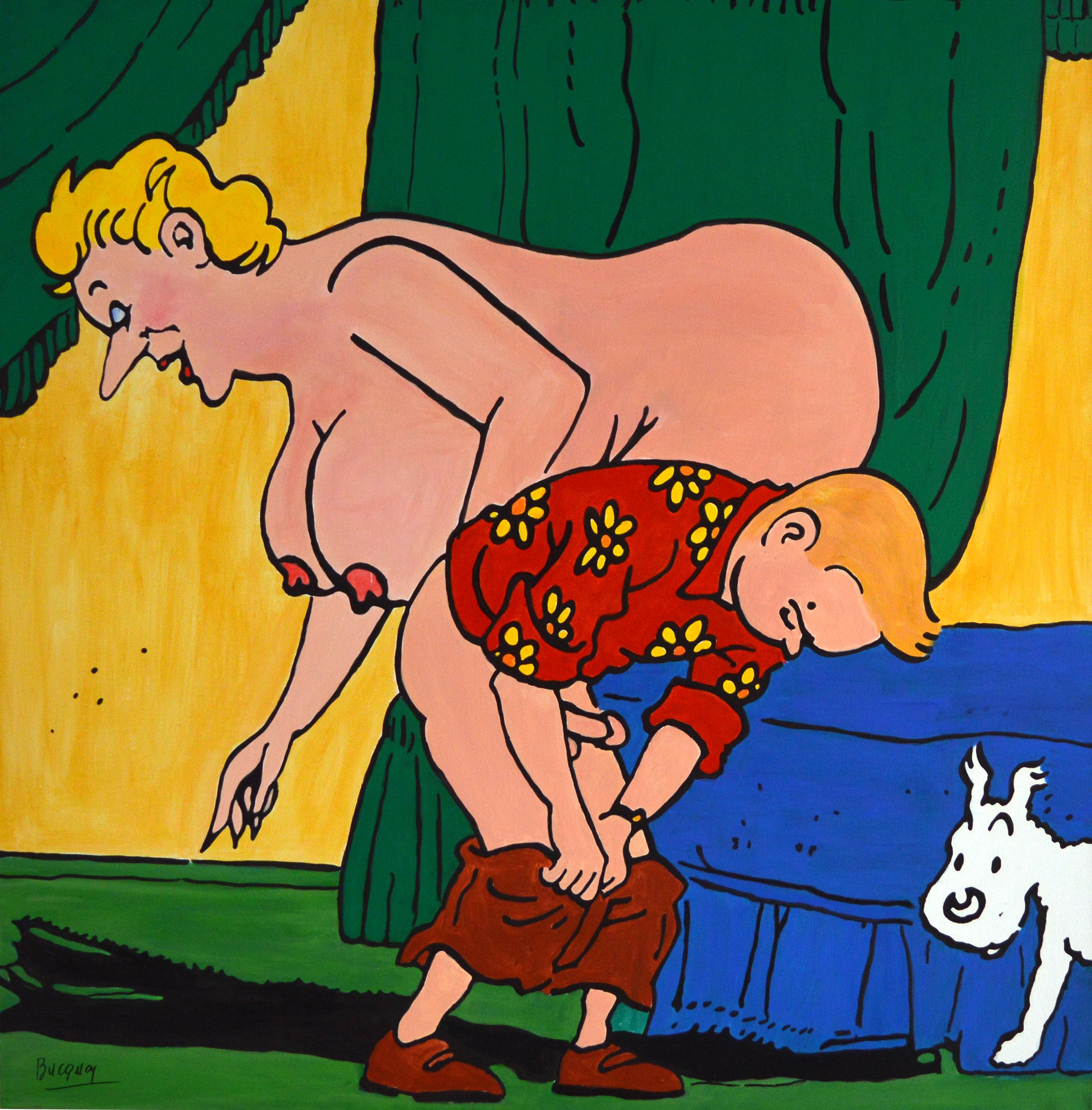 La-vie-sexuelle-de-Tintin