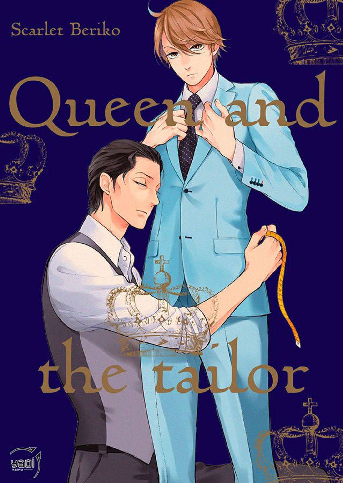 Queen and the tailor yaoi manga gay