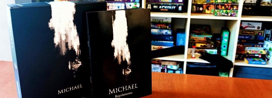 MICHAEL, IL GIOCO CON UN PAZIENTE DALLE MOLTE PERSONALITÀ