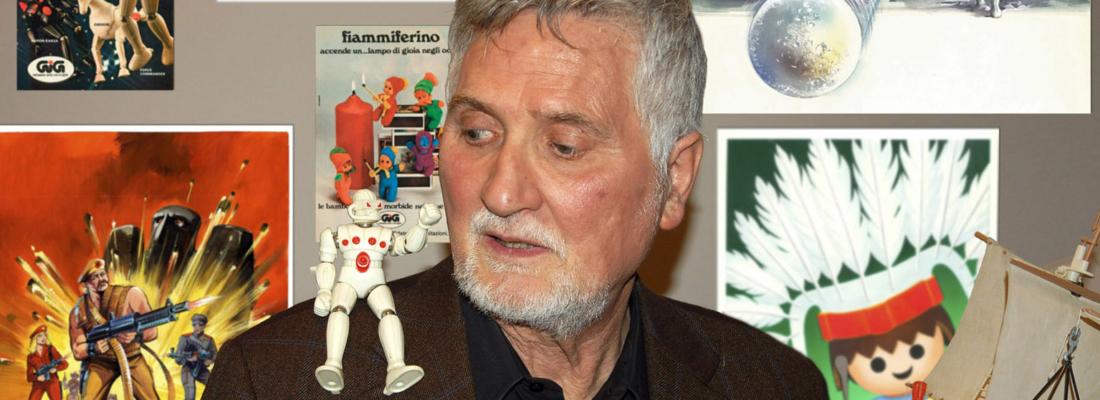 ALBERTO FERRARESE, LE PUBBLICITÀ DELLA LINEA GIG