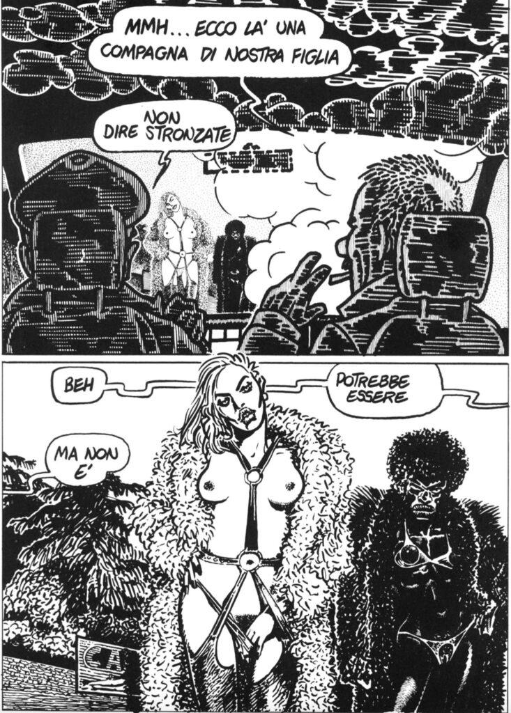 LA POSTA - AL FUMETTO MANCANO EDITOR BRAVI