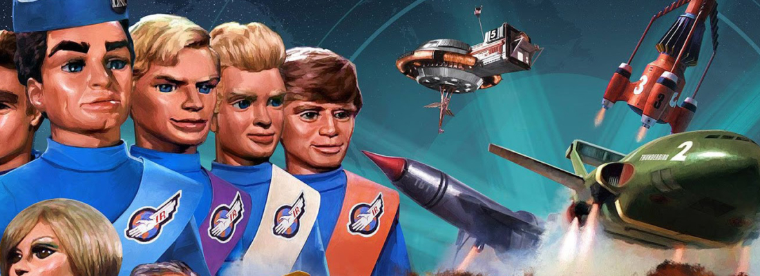 LE MARIONETTE DI STINGRAY E THUNDERBIRDS