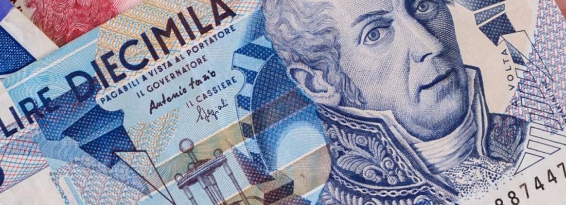QUANTO VALEVA LA LIRA PRIMA DELL'EURO