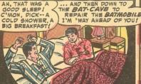 BATMAN E ROBIN NON SONO GAY – LA POSTA