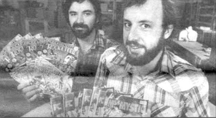 KIRBY, DITKO, ADAMS E LIBERATORE ALLA PACIFIC COMICS