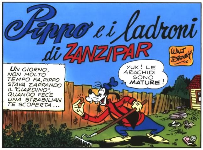 LE MISTERIOSE NOCCIOLINE DI SUPER PIPPO