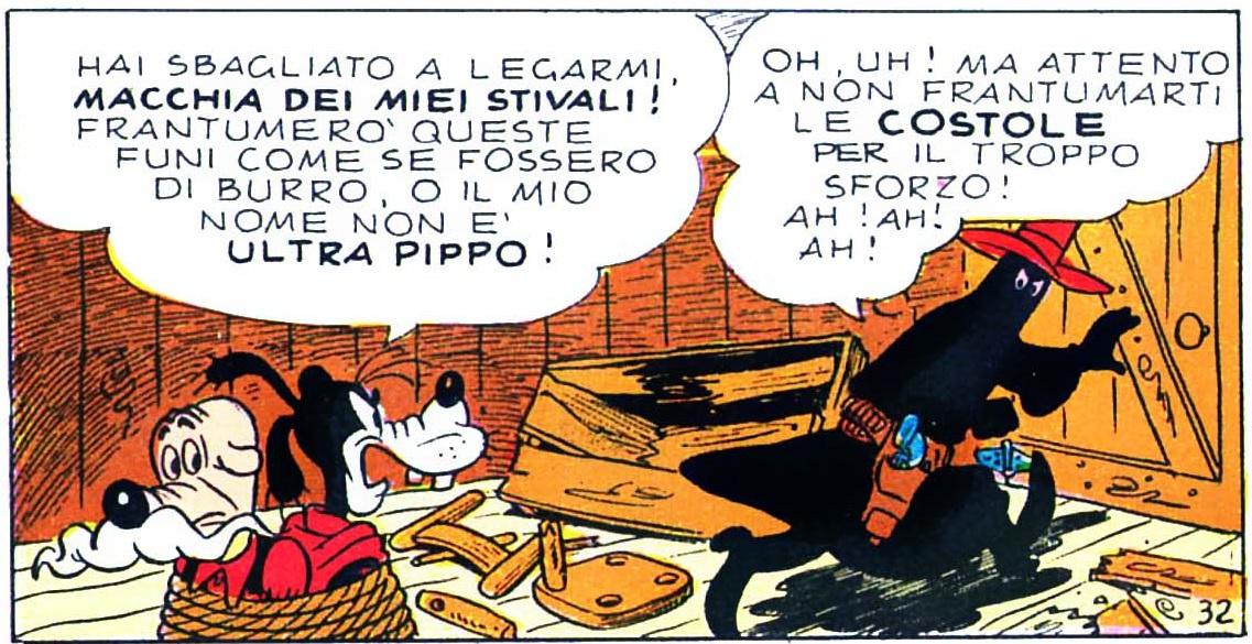 QUANDO SUPER PIPPO NON ERA ANCORA SUPER